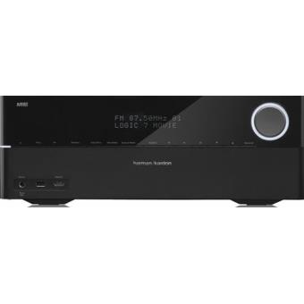 harman kardon avr 370 amplificador home cinema compre na. Black Bedroom Furniture Sets. Home Design Ideas