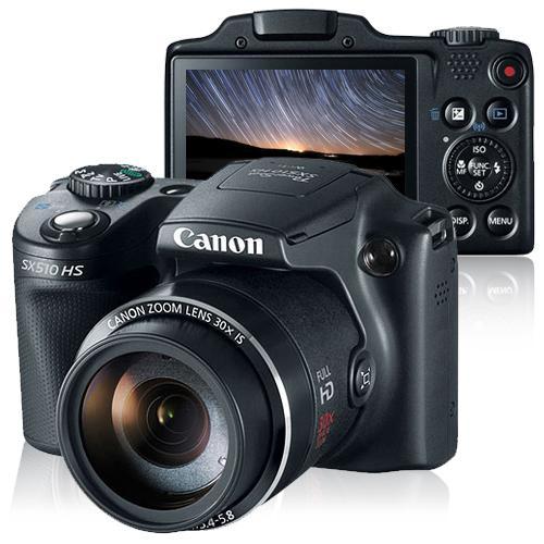 VENDO Camera Canon SX510HS