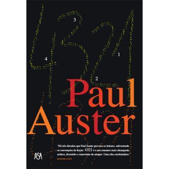 4, 3, 2, 1, de Paul Auster