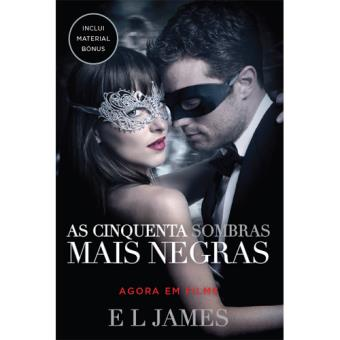 As 50 Sombras Mais Negras E. L. James