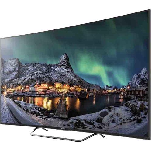 sony smart tv curvo uhd 4k 65s8005c 164cm 4k uhd comprar na. Black Bedroom Furniture Sets. Home Design Ideas