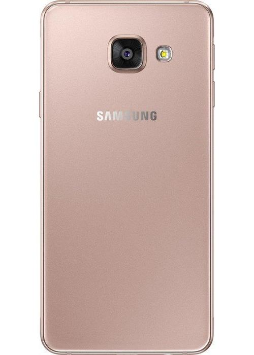 samsung galaxy a3 2016 a310f rose gold smartphone. Black Bedroom Furniture Sets. Home Design Ideas
