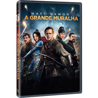 Resultado de imagem para a grande muralha dvd