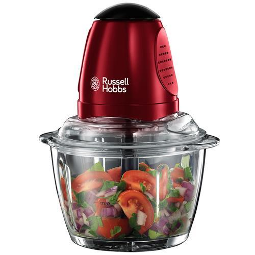 Russell hobbs picadora desire red vermelho prepara o alimentos a frio comprar na - Picadora alimentos ...