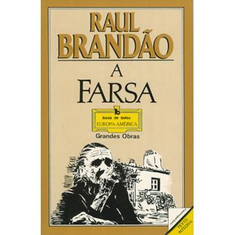 capa de A Farsa
