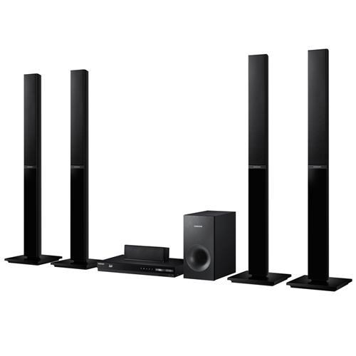samsung kit av 5 1 blu ray 3d ht h4550r kit home cinema comprar na. Black Bedroom Furniture Sets. Home Design Ideas