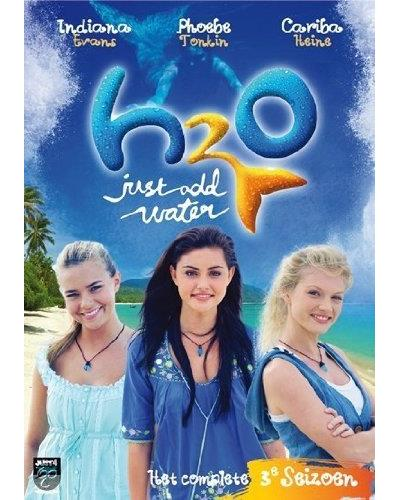 H20 just add water season 3 dvd zona 2 comprar for H20 just add water seasons