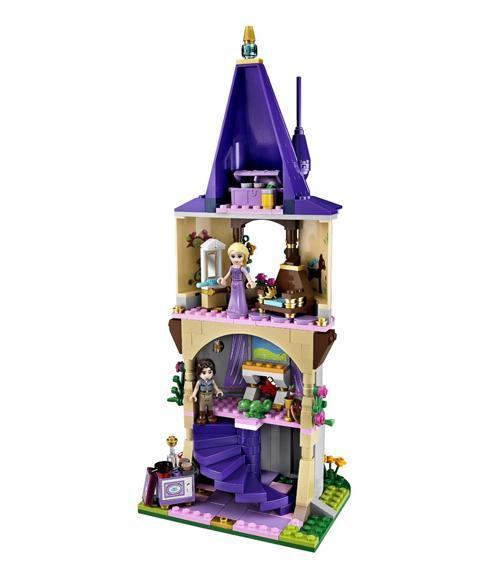 Torre da Criatividade da Rapunzel (LEGO Disney Princesas 41054