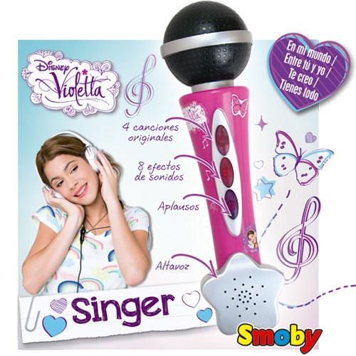Sala De Estar Violetta ~ Microfone Violetta, Instrumentos Musicais Comprar na Fnacpt