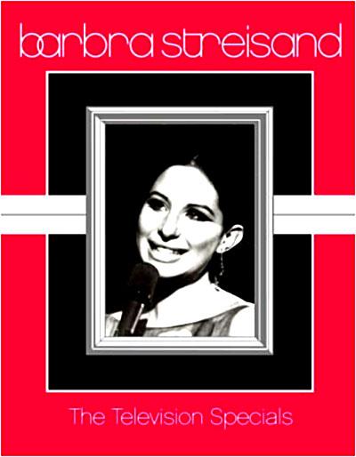 Television Specials (5DVD) Barbra Streisand