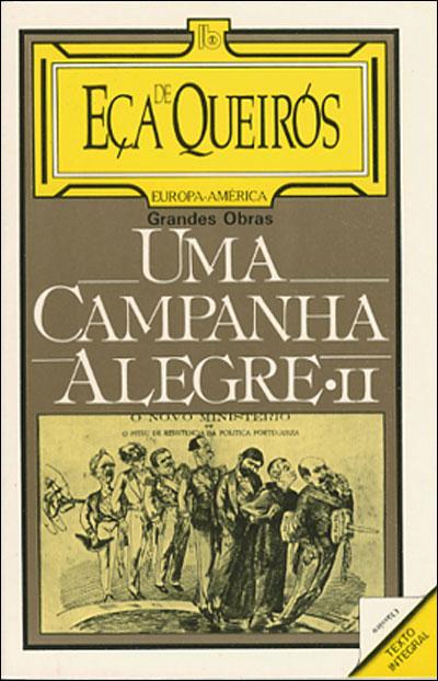 Uma Campanha Alegre Vol 2 , Eça de Queirós. Compre livros