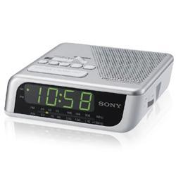 Sony r dio rel gio icf c205 silver r dio comprar na for Kit casa icf