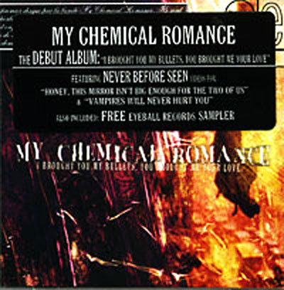 My Chemical Romance, I Brought You My Bullets, You Brought ...
