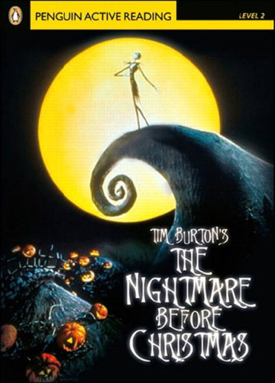 ... Livros » Penguin Active Reading: Nightmare Before Christmas - Level 2