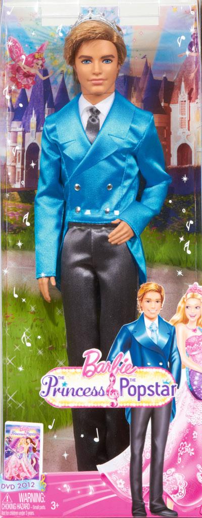 Jogos E Brinquedos Pr Ncipe Barbie Princesa A Pop Star