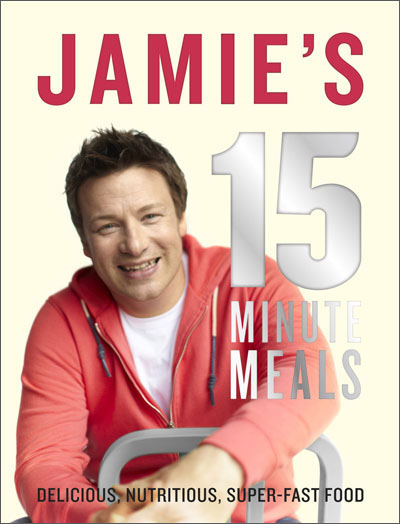 Jamie 39 s 15 minute meals jamie oliver compre livros na - Jamie en 15 minutes ...