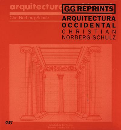 Norberg schulz arquitectura occidental pdf descargar