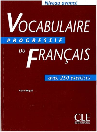 [Multi]  Vocabulaire Progressif du Français - Niveau avancé