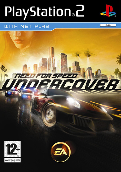 Need for Speed: Undercover PS2. Comprar jogos online na ... Ps2 Need For Speed