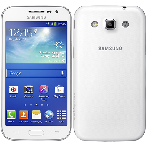 Telecomunicações » Samsung S7275 Galaxy Ace 3 LTE (White)