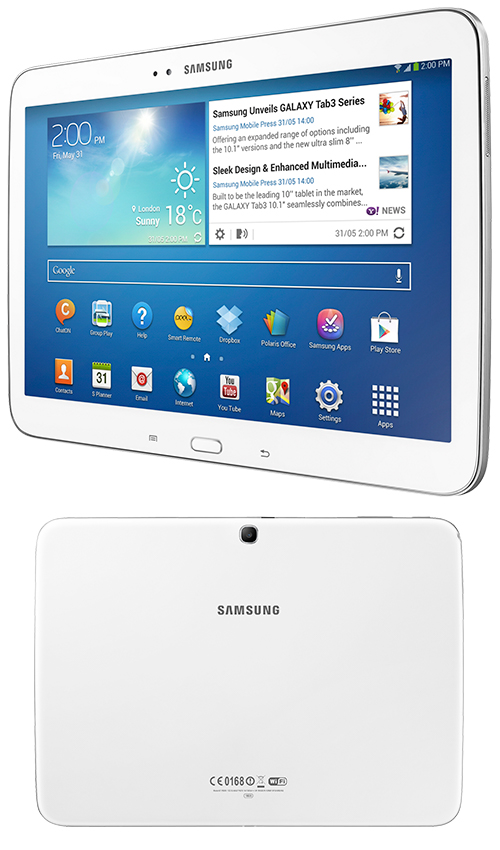samsung p5210 galaxy tab 3 10 1 wi fi   16gb white tablet android