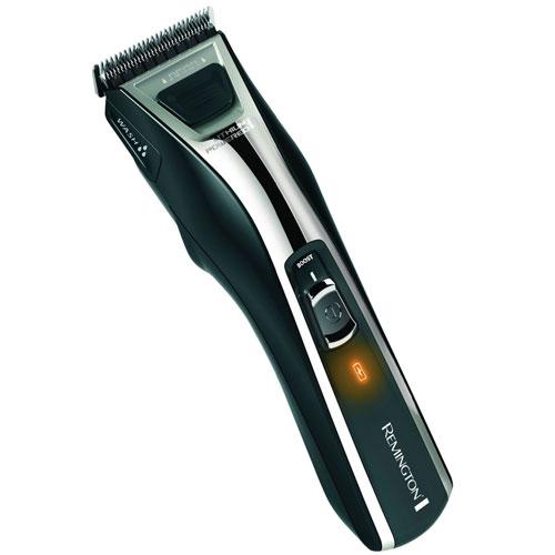 Lar » Remington Aparador Cabelo Lithium Powered Hair Clipper HC5780