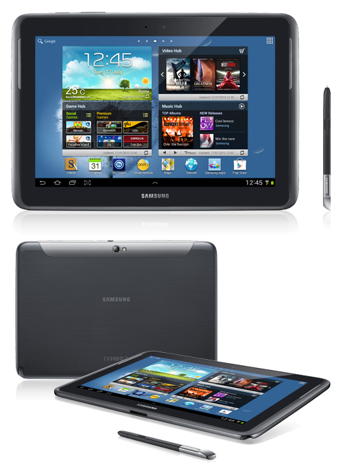 89b05ae8d Samsung Galaxy Note 10.1 updated with 4G and Jelly Bean