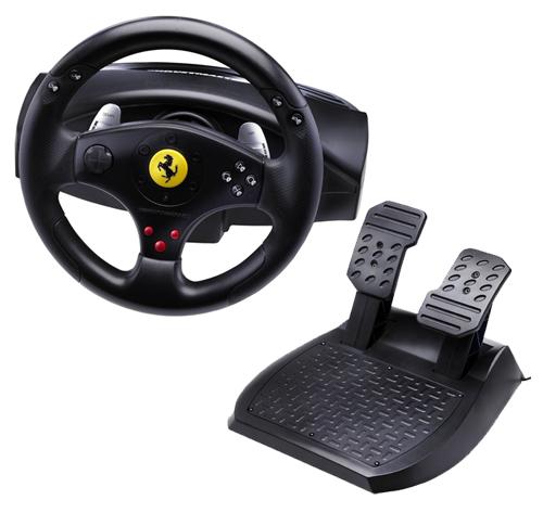 Инструкция Thrustmaster Ferrari Gt 2-In-1 Force Feedback