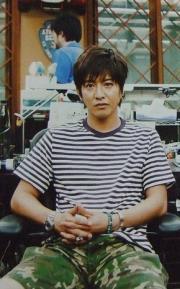 Portrait de Eiichiro Oda