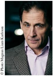 Portrait de David Lagercrantz