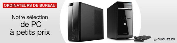 ordinateur de bureau achat informatique id 233 es fnac