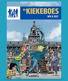 Strip De Kiekeboes