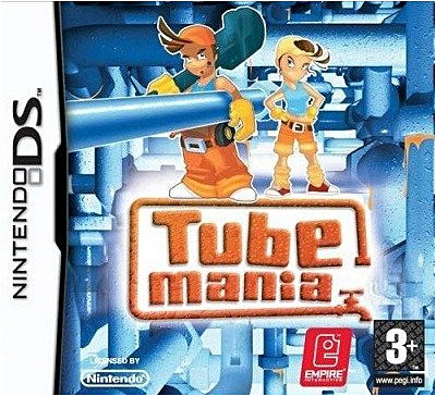 Tube Mania - Nintendo DS