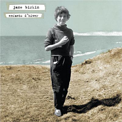 ENFANTS D'HIVER-Jane Birkin albums