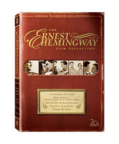 Coffret Hemingway Classics Collection - DVD Zone 1