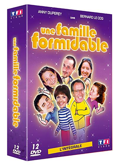 Une famille formidable - L'intégrale: Saison  1-2-3-4-5-6-7-8-9-10 [Complete]