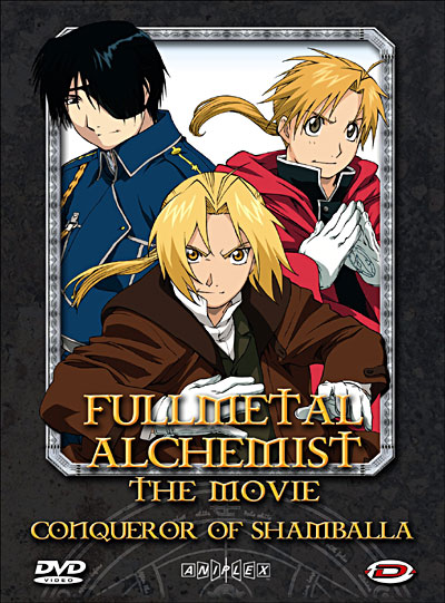 full metal alchemist le film vf