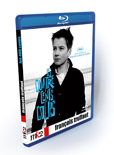 Les 400 coups - Blu-Ray