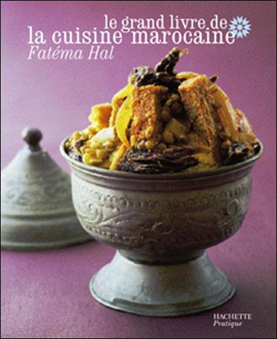 la cuisine marocaine livre