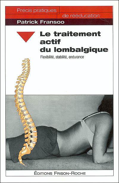 Le traitement actif du lombalgique