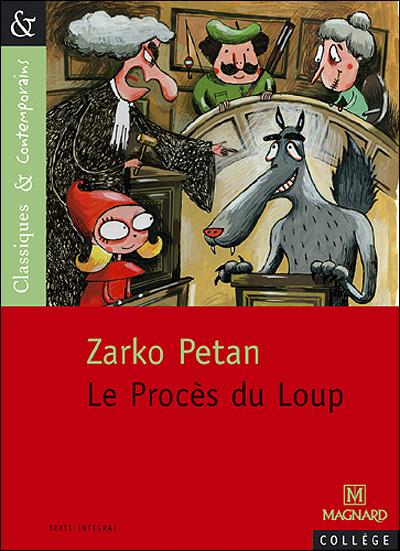 Le coin des lecteurs - Le procès du loup de Zarko Petan