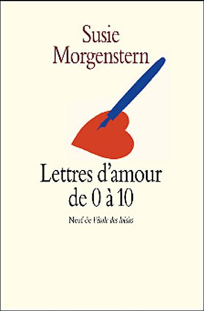 Le coin des lecteurs - Lettres d'amour de 0 à 10 */**