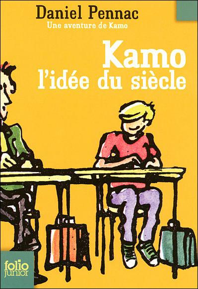 Le coin des lecteurs : Kamo, l'idée du siècle de Pennac