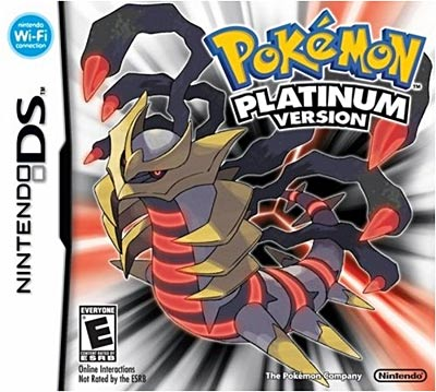Pokemon version platine sur nintendo ds jeux vid o - Jeux info pokemon ...
