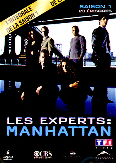 Les Experts : Manhattan saison 1 en français