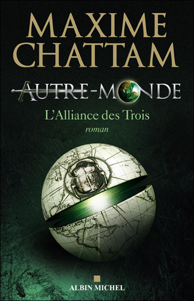 Autre-Monde série de Maxime Chattam 9782226188632