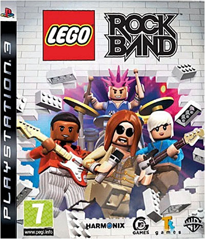 Lego Rock Band - PlayStation 3
