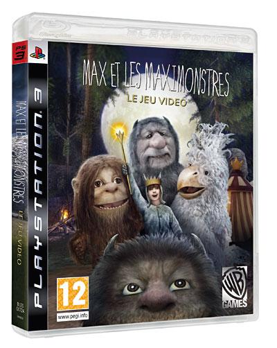 Max et les Maximonstres - PlayStation 3