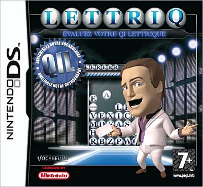 Lettriq - Nintendo DS