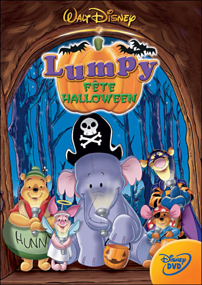 Lumpy Fête Halloween 8717418059972